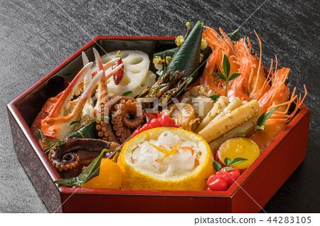 新年菜一般日本新年菜(osechi) 44283105