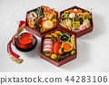 osechi, traditional japanese new year dishes, new year dishes 44283106