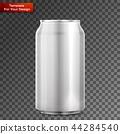 aluminum, vector, can 44284540