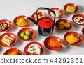新年菜一般日本新年菜(osechi) 44292361