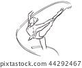 ยิมนาสติกลีลา,กีฬา 44292467