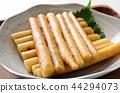 日本醃菜 爛醉如泥的 白色背景 44294073