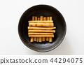 日本醃菜 爛醉如泥的 白色背景 44294075