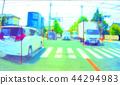 driving, automobile, car 44294983