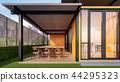 Lofts Restaurant Bistro & Bar , 3d rendering 44295323