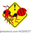 一隻螞蟻 螞蟻 毒蟲 44295677