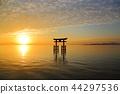 Shirahagi(Shirabaki)神社[滋賀縣高濱市,琵琶湖] 44297536