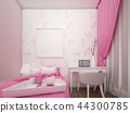 3d rendering of Beautiful Bed room Concepts 44300785