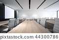 3d Rendering , Large size of Seminar room 44300786