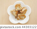 가을의 미각의 새송이 버섯 볶음 44303122