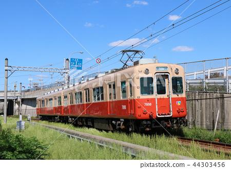 한신 전철 武庫川線 기차 44303456