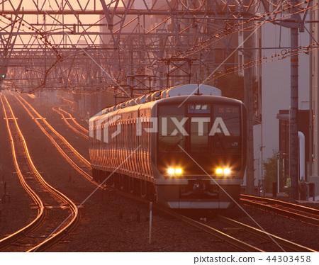 Dawn's series 321 train 44303458