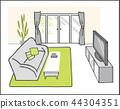 简单 简介 室内装饰 44304351