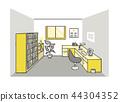 简单 简介 室内装饰 44304352