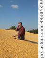 农业 男性 男人 44304399