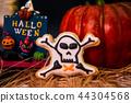 万圣节 糖霜 饼干 派对 捣蛋 恶作剧 ハロウィンのクッキー halloween cookies 44304568