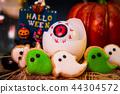 万圣节 糖霜 饼干 派对 捣蛋 恶作剧 ハロウィンのクッキー halloween cookies 44304572