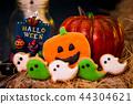 万圣节 糖霜 饼干 派对 捣蛋 恶作剧 ハロウィンのクッキー halloween cookies 44304621