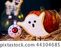 万圣节 糖霜 饼干 派对 捣蛋 恶作剧 ハロウィンのクッキー halloween cookies 44304685