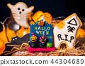 万圣节 糖霜 饼干 派对 捣蛋 恶作剧 ハロウィンのクッキー halloween cookies 44304689