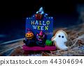 万圣节 糖霜 饼干 派对 捣蛋 恶作剧 ハロウィンのクッキー halloween cookies 44304694