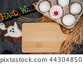 万圣节 创意 眼球蛋 恶作剧 吓人 卵の目 eyeball in egg 44304850