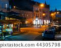 street square evening 44305798