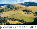 mountain, hill, autumn 44305814