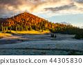 mountain, autumn, sunrise 44305830