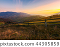 rural, fence, autumn 44305859