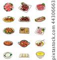 食物收集 44306663