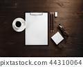 Blank stationery set 44310064