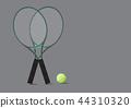 球 球拍 运动 44310320