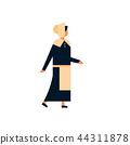 native american woman thanksgiving day concept lady wearing traditional clothes female cartoon 44311878
