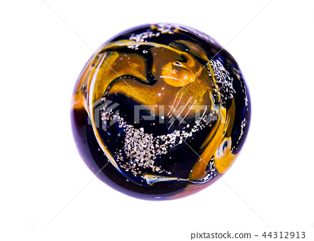 Murano glassware for decorative decoration is shot 44312913