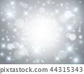 銀色光背景 44315343