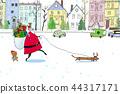 聖誕季節 聖誕節期 聖誕時節 44317171
