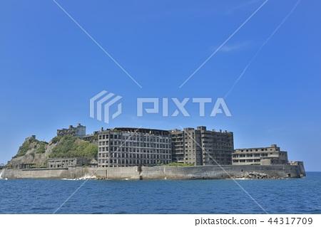 [Nagasaki] World Heritage Hashima Coal Mine (Gunkanjima) 44317709