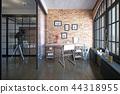 interior, room, office 44318955