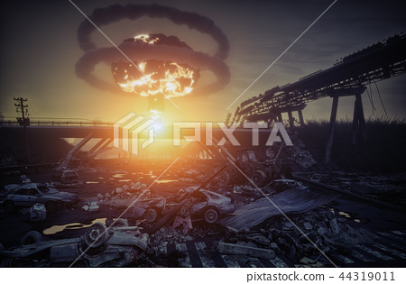 nuclear war disaster 44319011