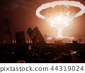 nuclear explosion 44319024