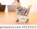 cart, kart, shopping cart 44320325