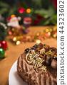 聖誕蛋糕 44323602