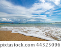 海洋 海 蓝色的水 44325096