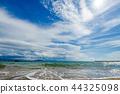 海洋 海 蓝色的水 44325098
