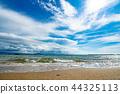 海洋 海 蓝色的水 44325113