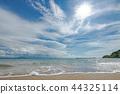 海洋 海 蓝色的水 44325114