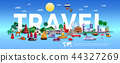 poster, travel, tourism 44327269