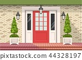 Front Entrance Doors 44328197