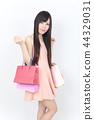 shoping, shopping, paper bag 44329031